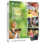 Corel PaintShop Pro X7 Inglês Windows