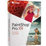 Corel PaintShop Pro X9 Inglês Windows