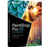 Corel PaintShop Pro X9 ultimate Inglês Windows