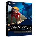 Corel VideoStudio Pro X7 Ultimate Inglês Windows