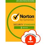 Norton Security 3.0 Standard 1 User 5 Dispositivos 1 ano