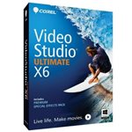 Corel VideoStudio Pro X5 Ultimate Inglês Windows