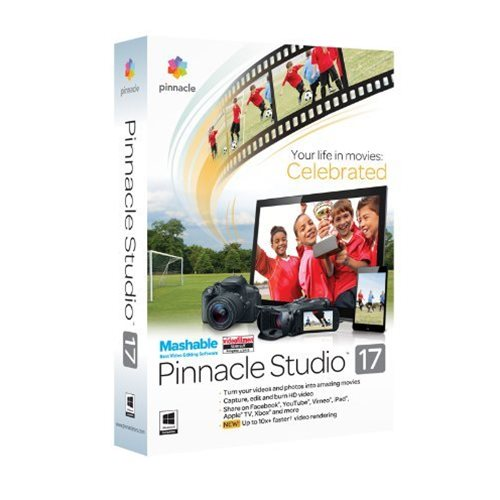 Pinnacle Studio 18 Inglês Windows