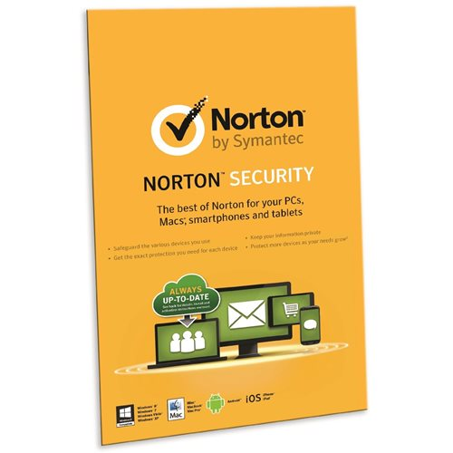 Norton Security 2.0 PT 1 User 5 Dispositivos 1 Ano