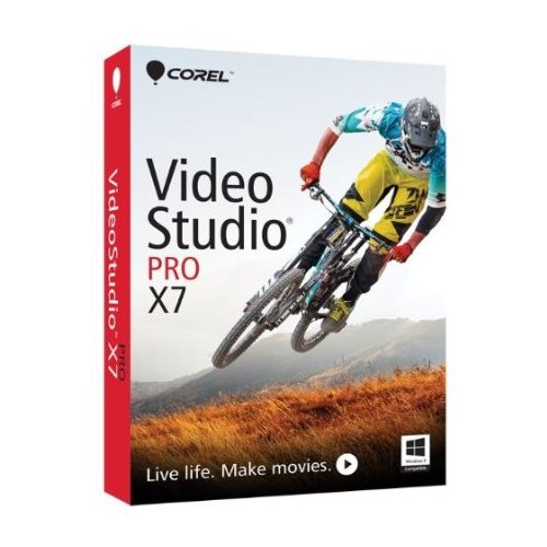 Corel VideoStudio Pro X7 Inglês Windows