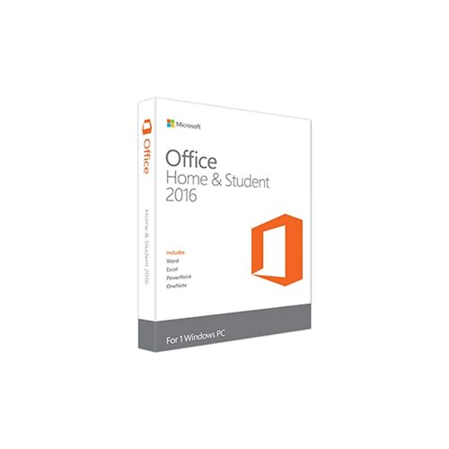 Microsoft Office 2016 Casa e Estudante (All Languages) 1 PC