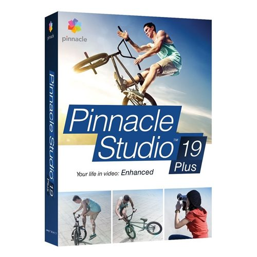 Pinnacle Studio 19 Plus Inglês Windows