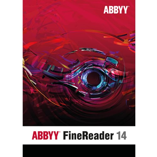 Abbyy FineReader 14 Corporate Windows ESD