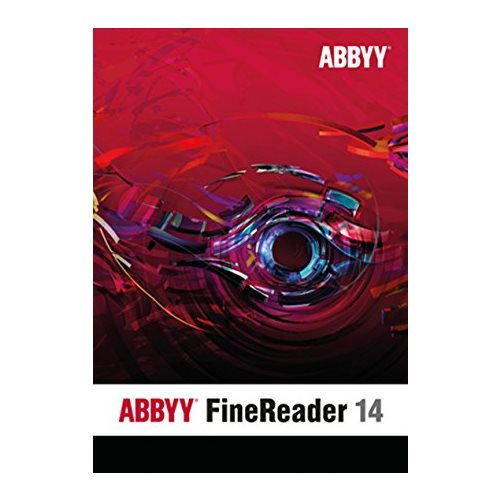 Abbyy FineReader 14 Standard Education Windows ESD