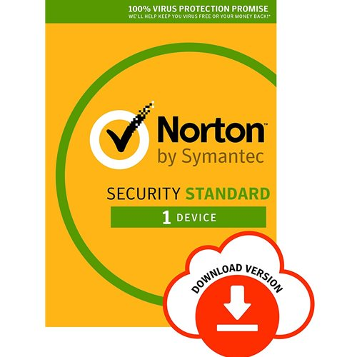 Norton Security 3.0 Standard 1 User 1 Dispositivos 1 Ano