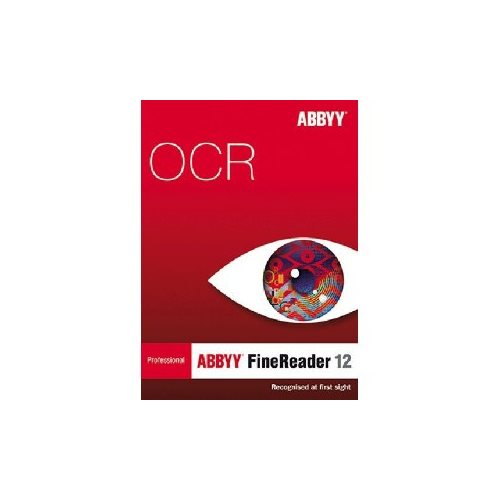 Abbyy FineReader 12 Professional OCR Windows ESD
