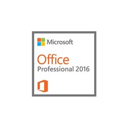 Microsoft Office 2016 Professional (All Languages) 1 PC