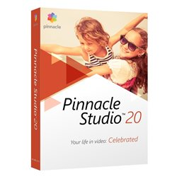 Pinnacle Studio 20 Inglês Windows