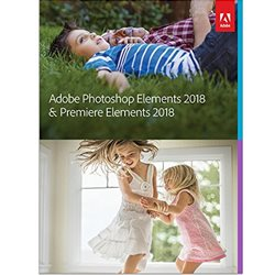 Adobe Photoshop Elements 2018 & Premiere Elements 2018 Inglês Bundle