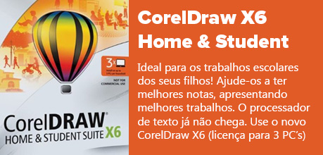 Corel Draw X6 Home Student